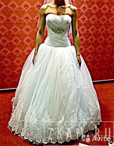 Свадебное платье аренда сургут