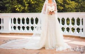 Купить недорого или взять напрокат свадебное платье в Нальчике ... | 191x300